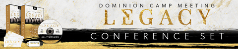 rodparsley.tv | DCM (Dominion Camp Meeting) 2017: LEGACY - Conference Set
