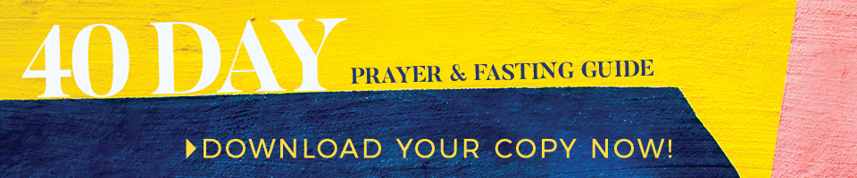 rodparsley.tv | 40 Day Prayer & Fasting Guide