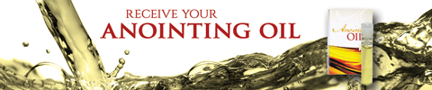 rodparsley.tv | Free Anointing Oil